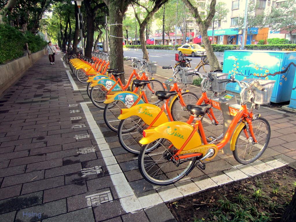 taipei-youbike-bicycles